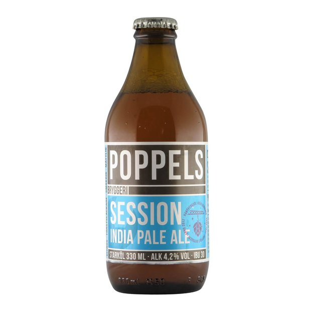 Poppels Session IPA 0,33l