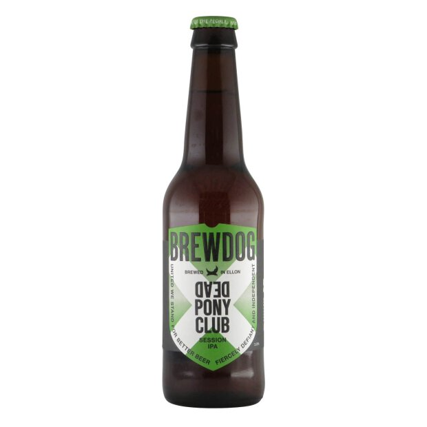 BrewDog Dead Pony Session IPA 0,33l