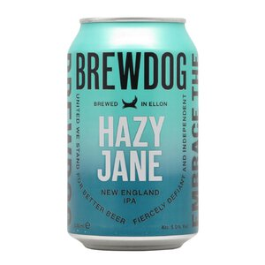 BrewDog Hazy Jane New England IPA 0,33l