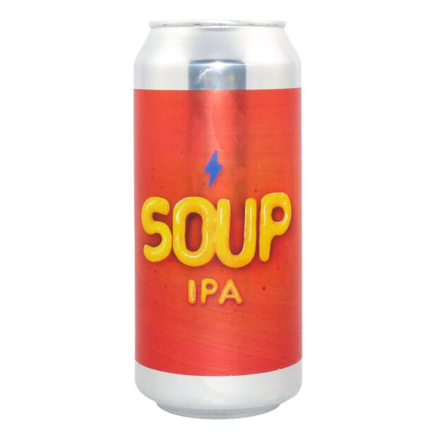 Garage Beer Co. Soup IPA 0,44l