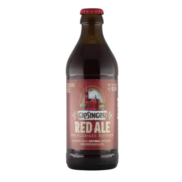 Giesinger Red Ale 0,33l