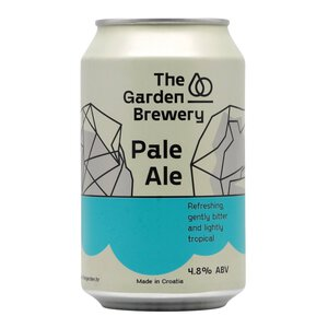 The Garden Brewery Pale Ale 0,33l