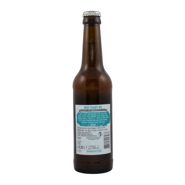 Braukollektiv Jacques West Coast IPA 0,33l