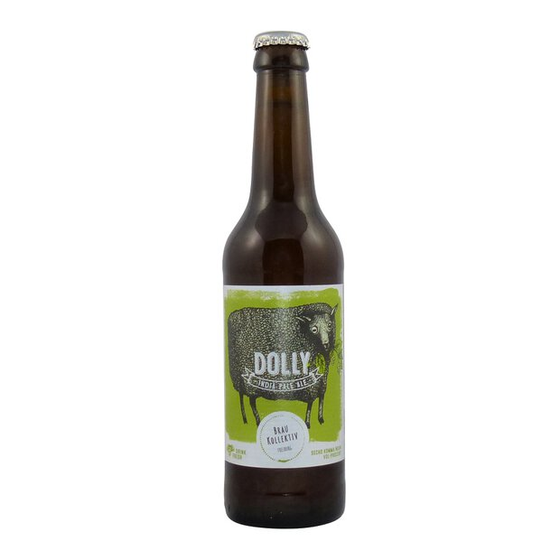 Braukollektiv Dolly IPA 0,33l