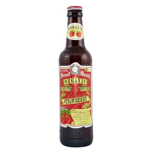Samuel Smith Organic Strawberry 0,355l