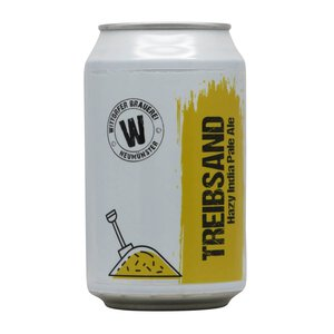 Wittorfer Treibsand Hazy Juicy Little IPA 0,33l