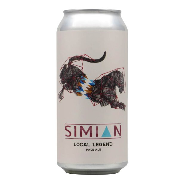 Simian Ales Local Legend 0,33l