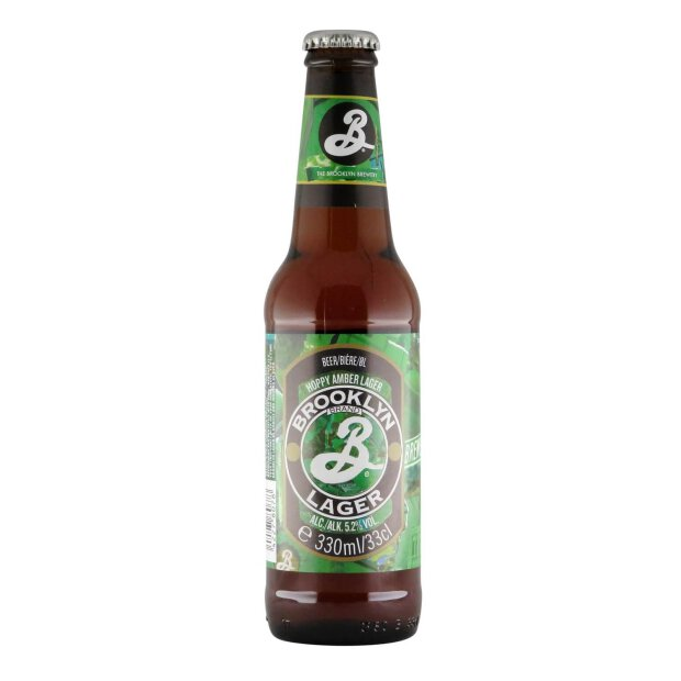 Brooklyn Lager 0,33l
