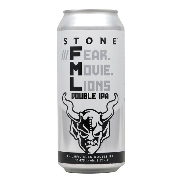 Stone Brewing ///Fear.Movie.Lions DIPA  0,473l