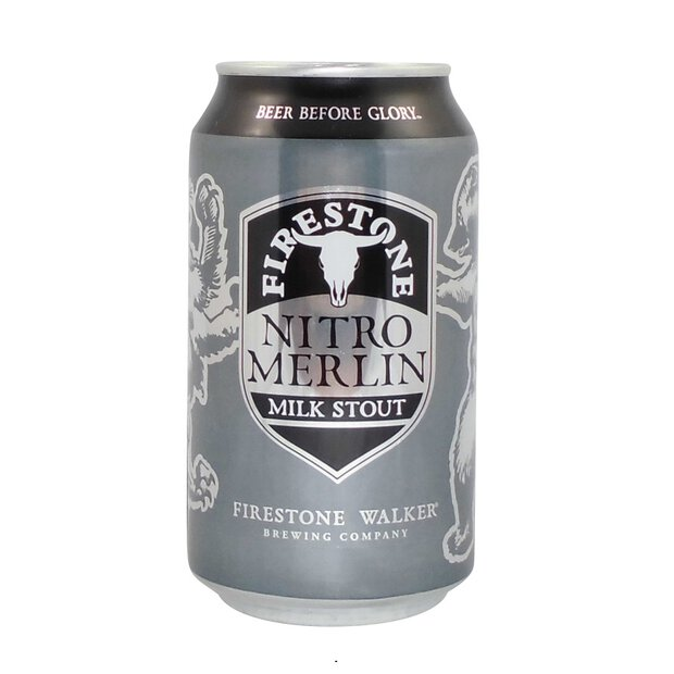 Firestone Walker Nitro Merlin Milk Stout 0,355l