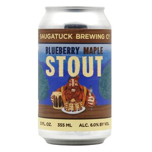 Saugatuck Blueberry Maple Stout 0,355l