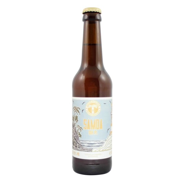 Kehrwieder Samoa DDH India Pale Lager 0,33l
