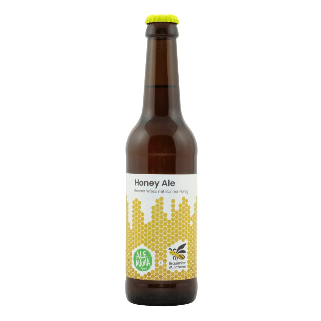 Ale-Mania Honey Ale 0,33l
