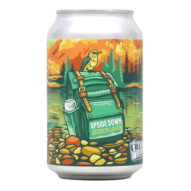 TrueBrew Upside Down Micro IPA 0,33l