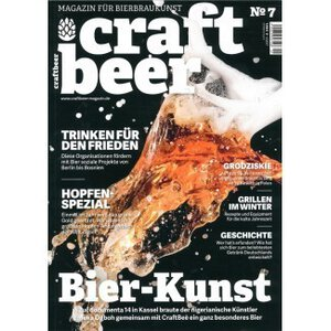 Craftbeer Magazin No.7