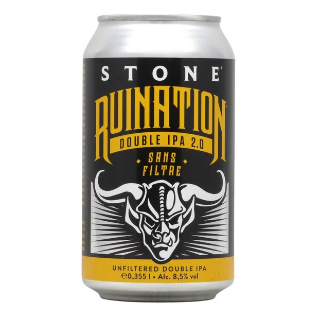 Stone Ruination Double IPA 2.0 0,355l