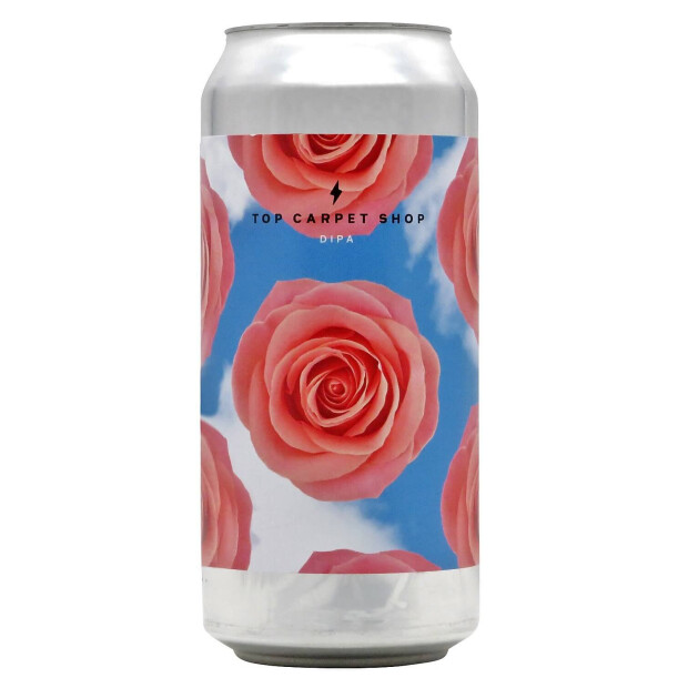 Garage Beer Co. Top Carpet Shop DIPA 0,44l