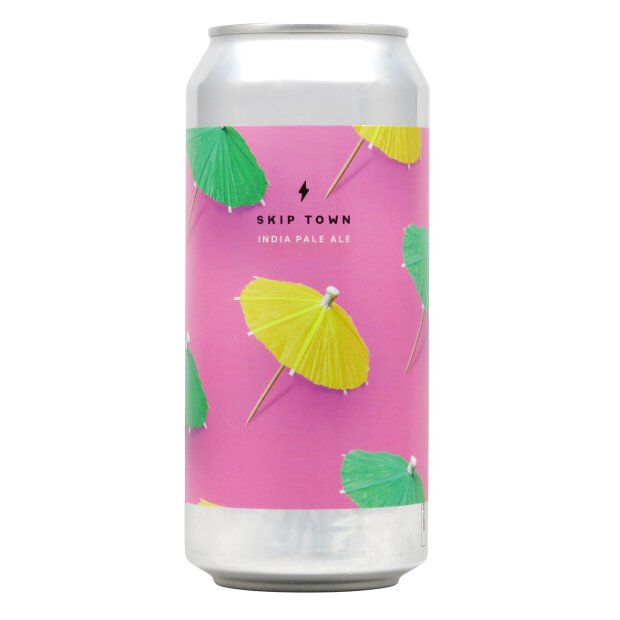 Garage Beer Co. Skip Towns IPA 0,44l