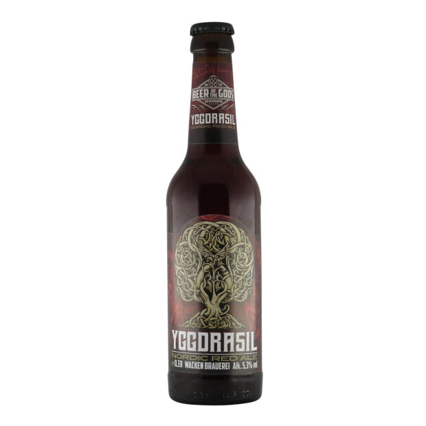 Wacken Yggdrasil Nordic Red Ale 0,33l