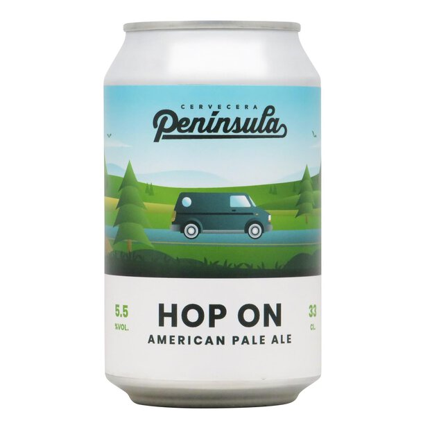 Peninsula Hop On American Pale Ale 0,33l