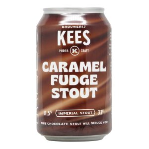 Kees Caramel Fudge Stout 0,33l