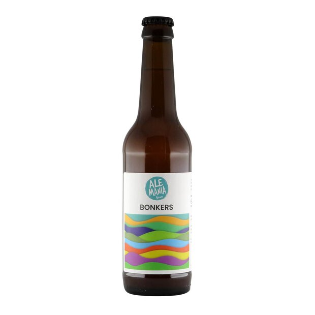 Ale-Mania Bonkers DDH Double IPA 0,44l