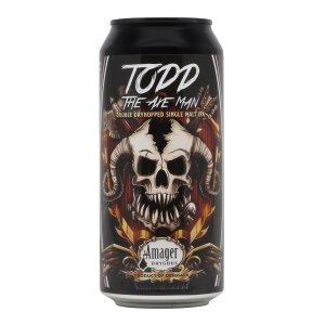 Amager/Surly Todd The Axe Man IPA 0,44l