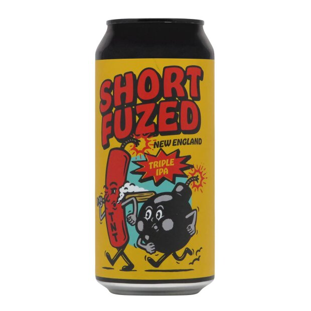 TrueBrew Short Fuzed NEIPA 0,33l