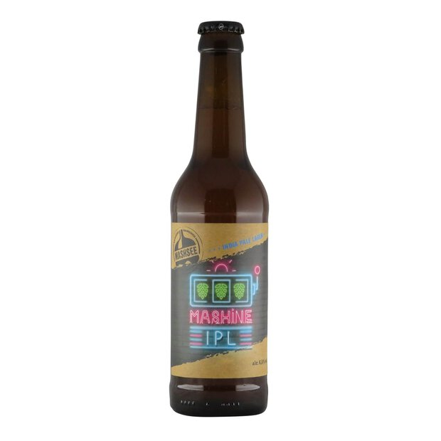 Mashsee Mashine India Pale Lager 0,33l