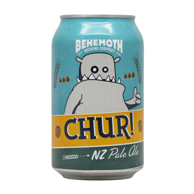 Behemoth Chur NZ Pale Ale 0,33l