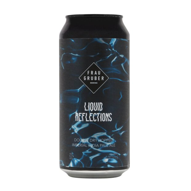 FrauGruber Liquid Reflections DDH Imperial IPA 0,44l