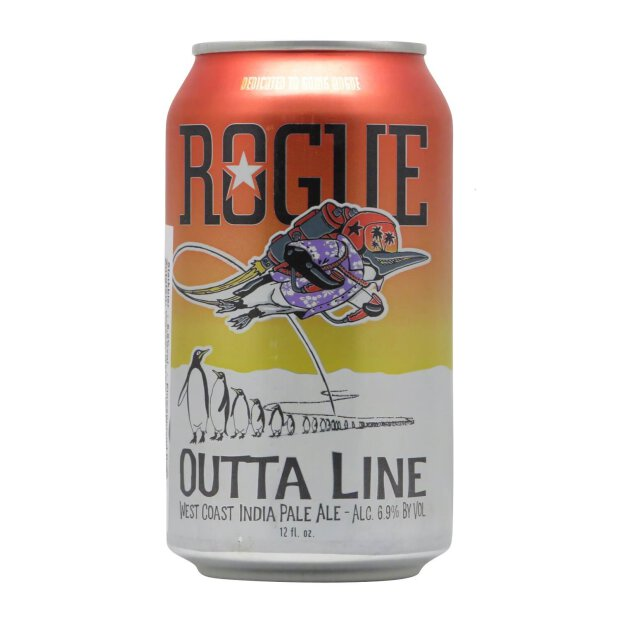 Rogue Outta Line IPA 0,355l