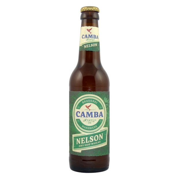 Camba Nelson Weisse 0,33l