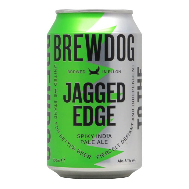 BrewDog Jagged Edge IPA 0,33l