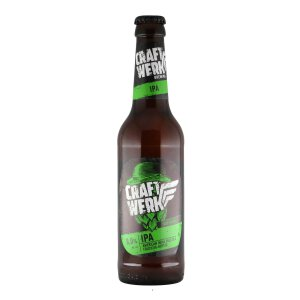 Craftwerk Hop Head IPA7 0,33l