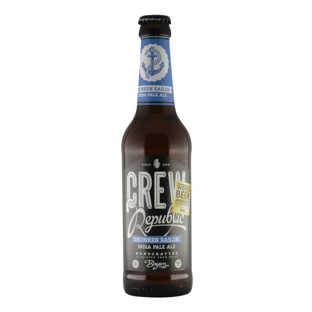 Crew Republic Drunken Sailor 0,33l