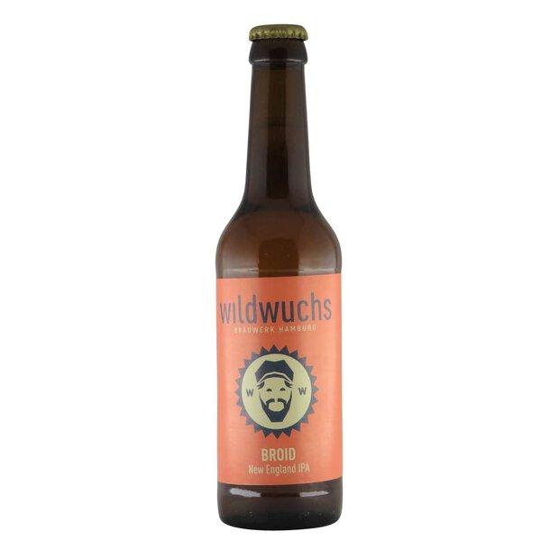 Wildwuchs Broid NEIPA 0,33l