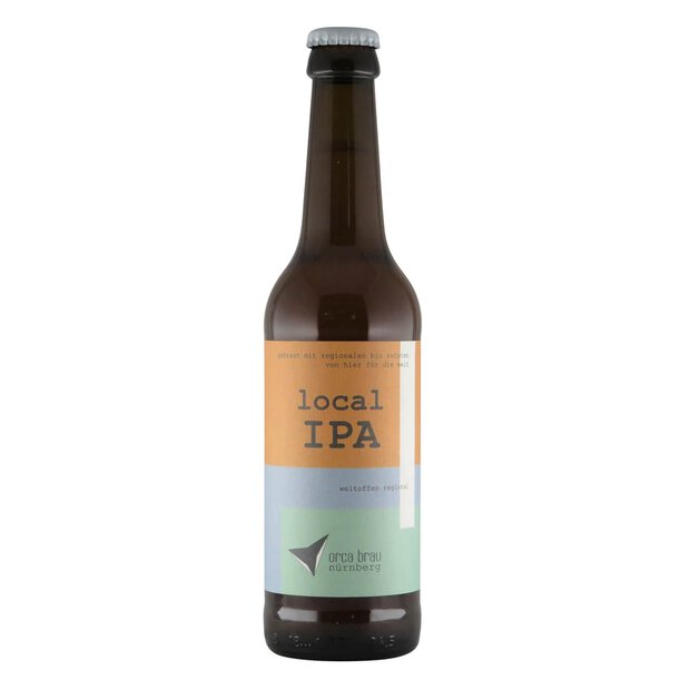 Orca Brau Local IPA 0,33l