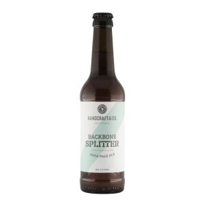 Hanscraft & Co. Backbone Splitter IPA 0,33l