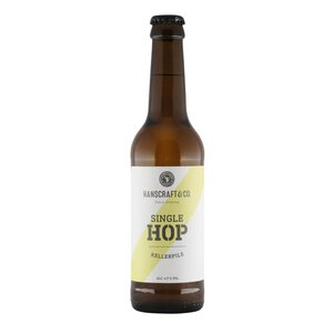 Hanscraft & Co. Single Hop Kellerpils 0,33l