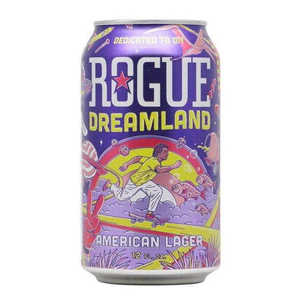 Rogue Dreamland American Lager 0,355l