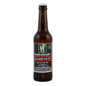 Hopfenstopfer Incredible Pale Ale 0,33l