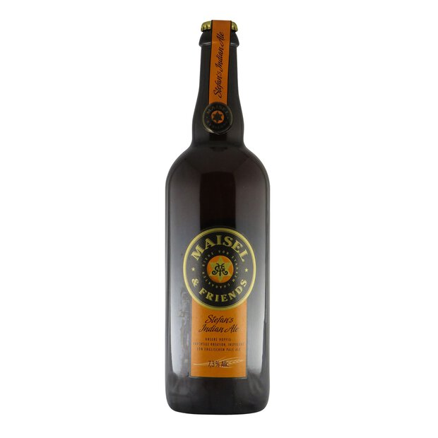 Maisel & Friends Stefans Indian Ale 0,75l