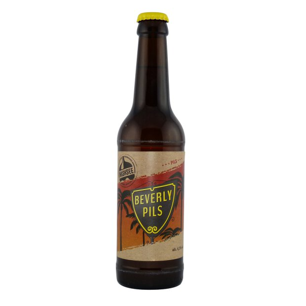 Mashsee Beverly Pils 0,33l