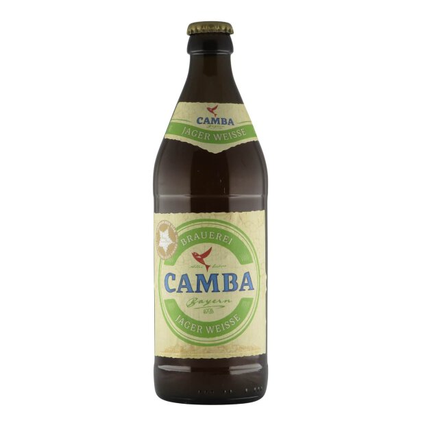 Camba Jager Weisse 0,5l