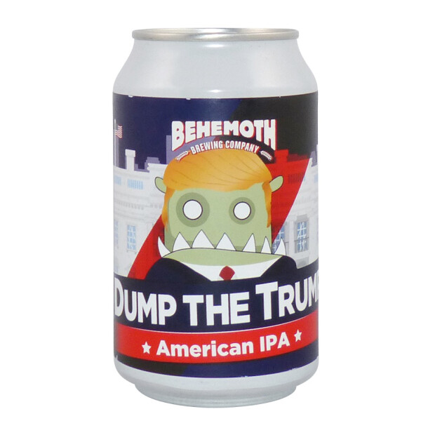 Behemoth Dump the Trump IPA 0,33l