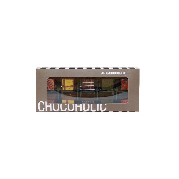 Art of Chocolate Chocoholic Pralinen 10er Box