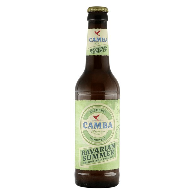 Camba Bavarian Summer Session IPA 0,33l