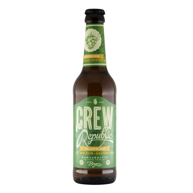 Crew Republic Greenhorn 0,33l