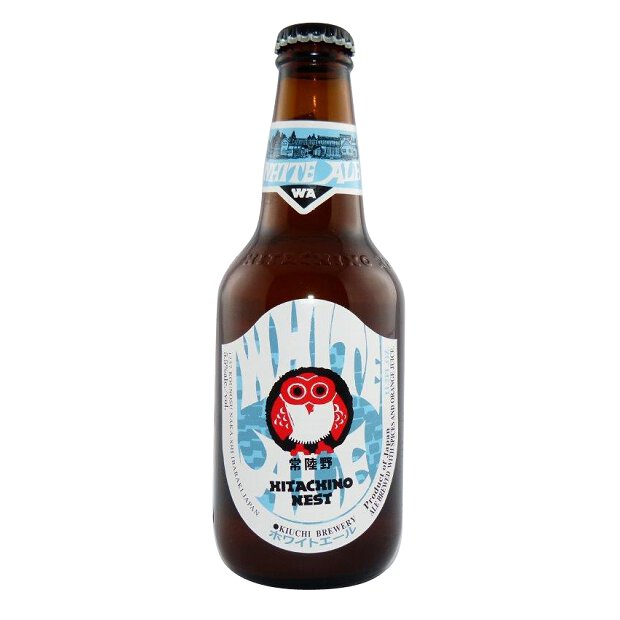 Hitachino Nest White Ale 0,33l